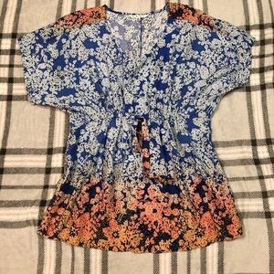CAbi Tunic or Swimsuit Cover
